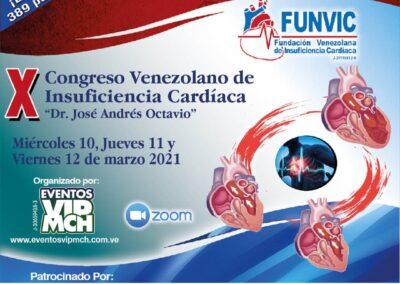 """Video Congreso: X Congreso Venezolano de Insuficiencia Cardiaca """"Dr. José Andrés Octavio"""""""