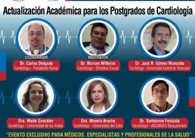 Video Simposio: Actualización Académica para los Postgrados de Cardiología